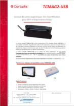 TCMAG2-USB Visuel doc