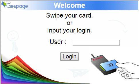 Embedded terminal Epson